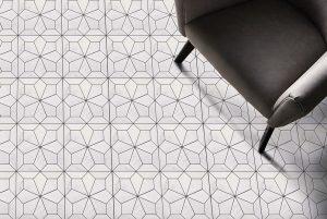 modern tile flooring